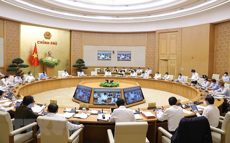 Nghị quyết chính phủ: Vừa chống dịch vừa phát triển kinh tế - ảnh 1