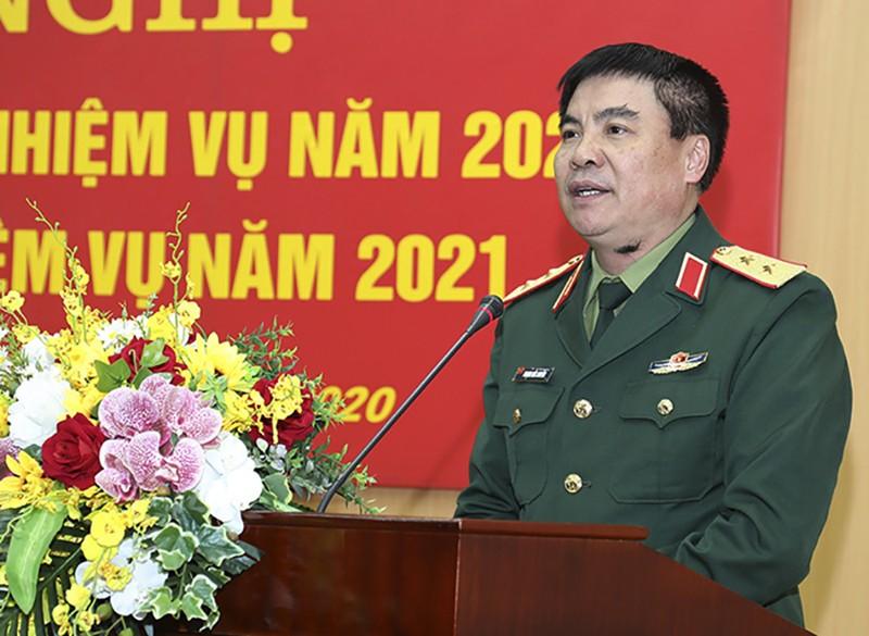 Thủ tướng bổ nhiệm Chính ủy Quân khu 2, Bộ Quốc phòng - ảnh 1
