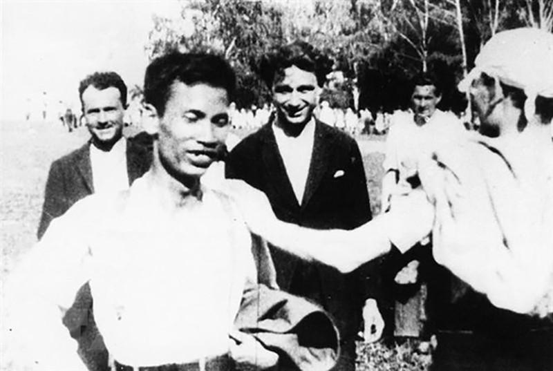 Trở về nơi đầu tiên in dấu chân Chủ tịch Hồ Chí Minh ở Liên Xô - ảnh 3