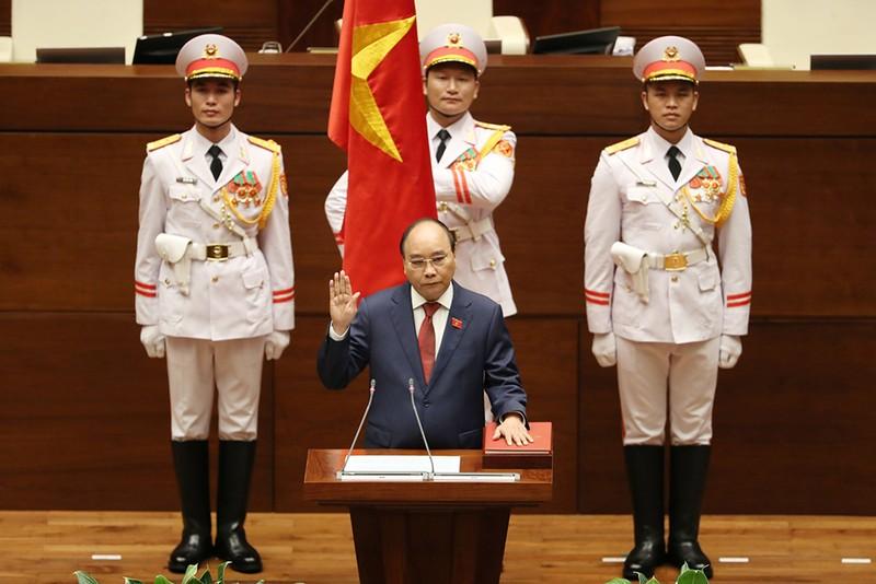 Ông Nguyễn Xuân Phúc được bầu giữ chức Chủ tịch nước nhiệm kỳ 2021-2026 - ảnh 2