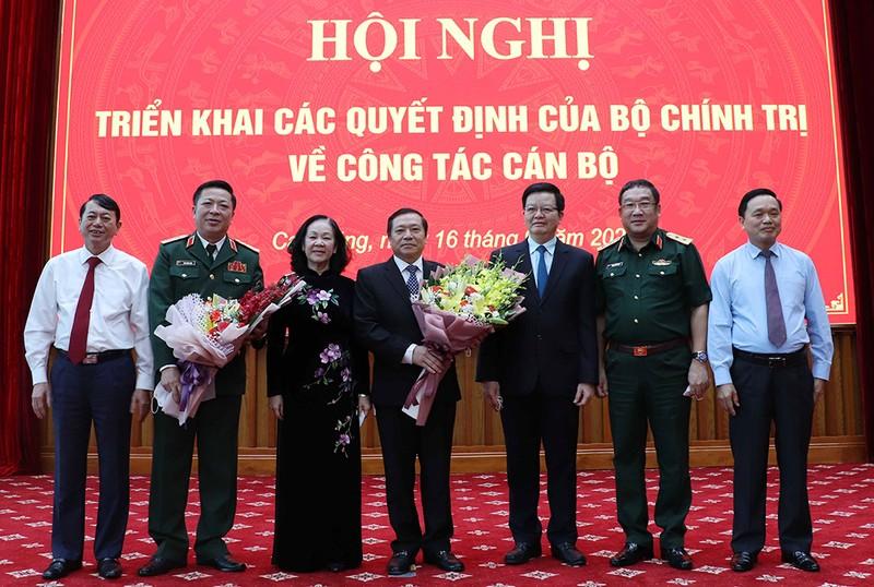Bộ Chính trị điều động Trung tướng Trần Hồng Minh nhận nhiệm vụ mới - ảnh 2