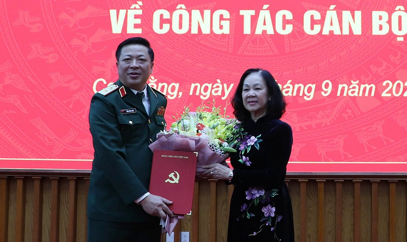 Bộ Chính trị điều động Trung tướng Trần Hồng Minh nhận nhiệm vụ mới - ảnh 1