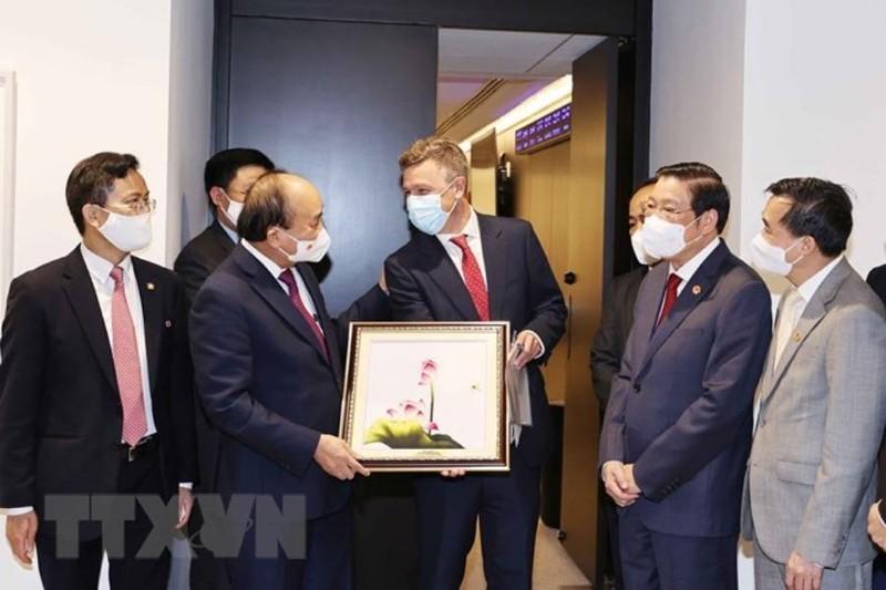 Pfizer cam kết cung cấp cho Việt Nam đủ 31 triệu liều vaccine - ảnh 2