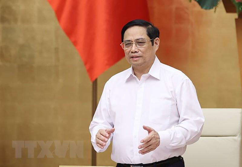 Thủ tướng: Mở cửa có lộ trình an toàn để khôi phục, phát triển kinh tế-xã hội - ảnh 2