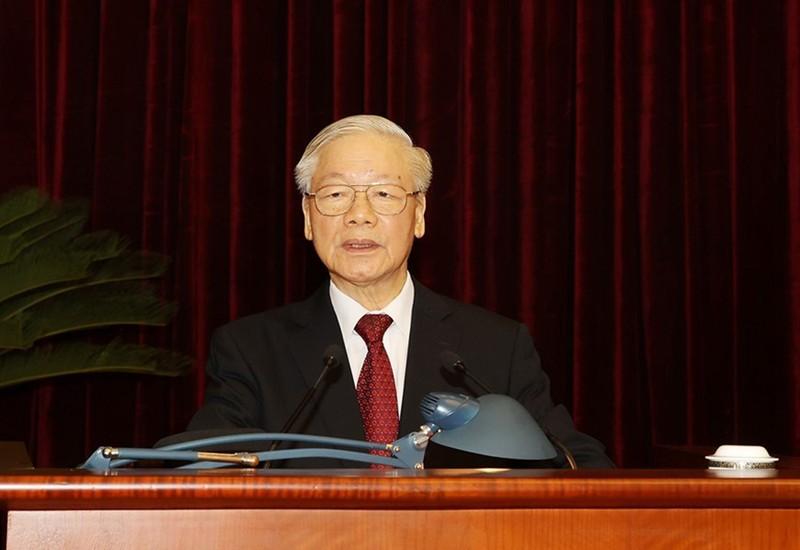Toàn văn phát biểu khai mạc Hội nghị Trung ương 4 của Tổng Bí thư - ảnh 1