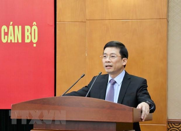 Ông Nguyễn Duy Hưng được bổ nhiệm làm Phó Trưởng ban Kinh tế Trung ương - ảnh 2