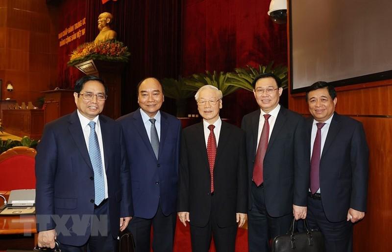 Toàn văn phát biểu bế mạc Hội nghị Trung ương 4 của Tổng Bí thư Nguyễn Phú Trọng - ảnh 3