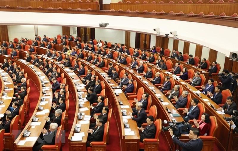 Hội nghị Trung ương 15 thông qua đề cử các lãnh đạo chủ chốt - ảnh 1