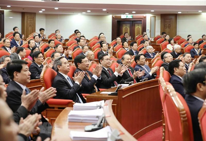 Toàn văn phát biểu bế mạc của Tổng bí thư tại Hội nghị TW 14 - ảnh 2