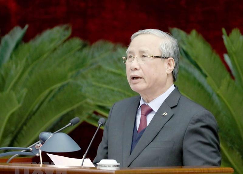 Toàn văn phát biểu bế mạc của Tổng bí thư tại Hội nghị TW 14 - ảnh 3