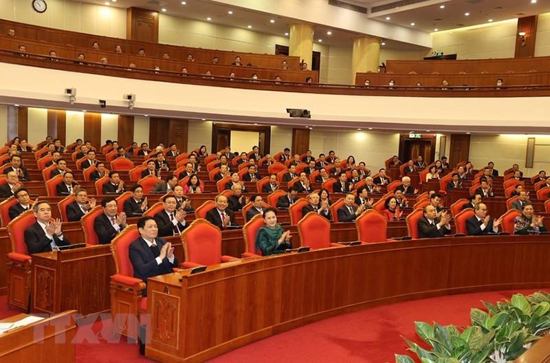 Toàn văn phát biểu bế mạc của Tổng bí thư tại Hội nghị TW 14 - ảnh 4