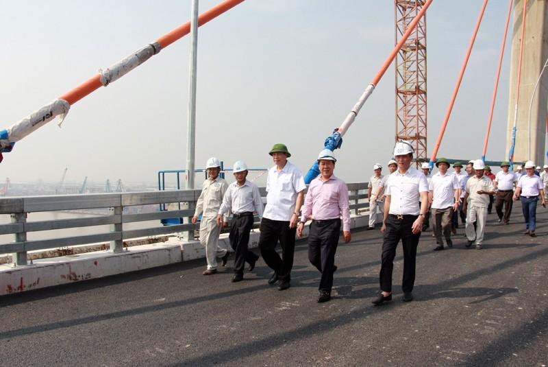 Đề xuất giảm tốc độ trên cao tốc Hạ Long-Hải Phòng  - ảnh 1