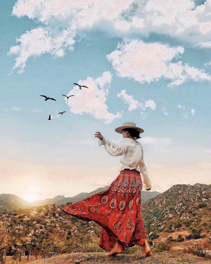 Ninh Thuận đẹp như giấc mơ níu chân du khách - ảnh 9