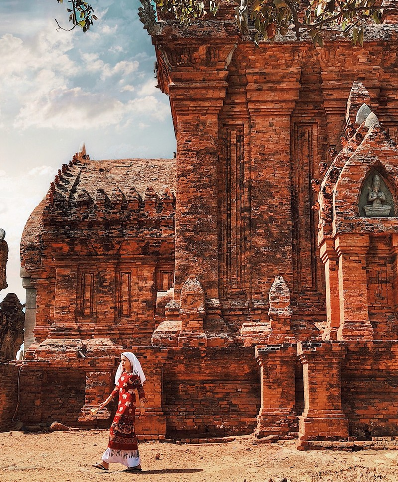 Ninh Thuận đẹp như giấc mơ níu chân du khách - ảnh 1