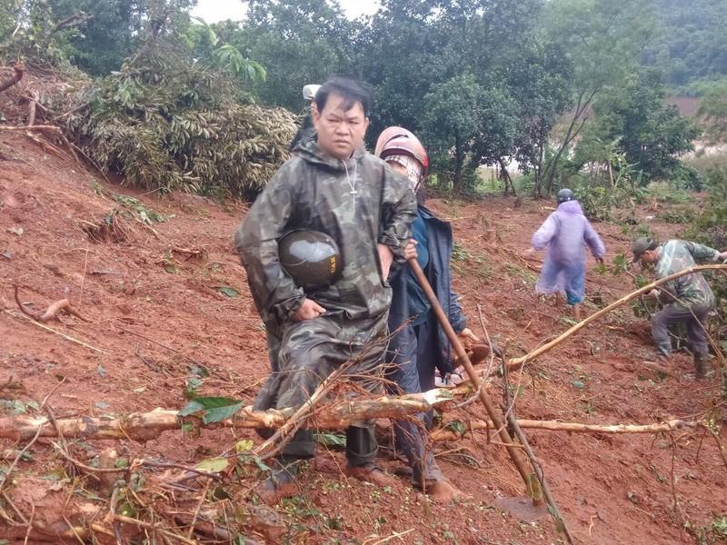 Đắk Nông: Mưa lớn, đồi lở nuốt chửng cả nhà ba người - ảnh 5