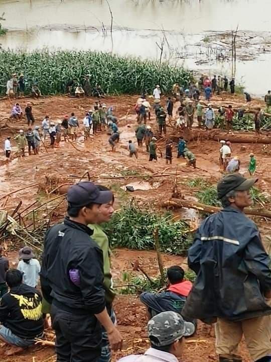 Đắk Nông: Mưa lớn, đồi lở nuốt chửng cả nhà ba người - ảnh 3