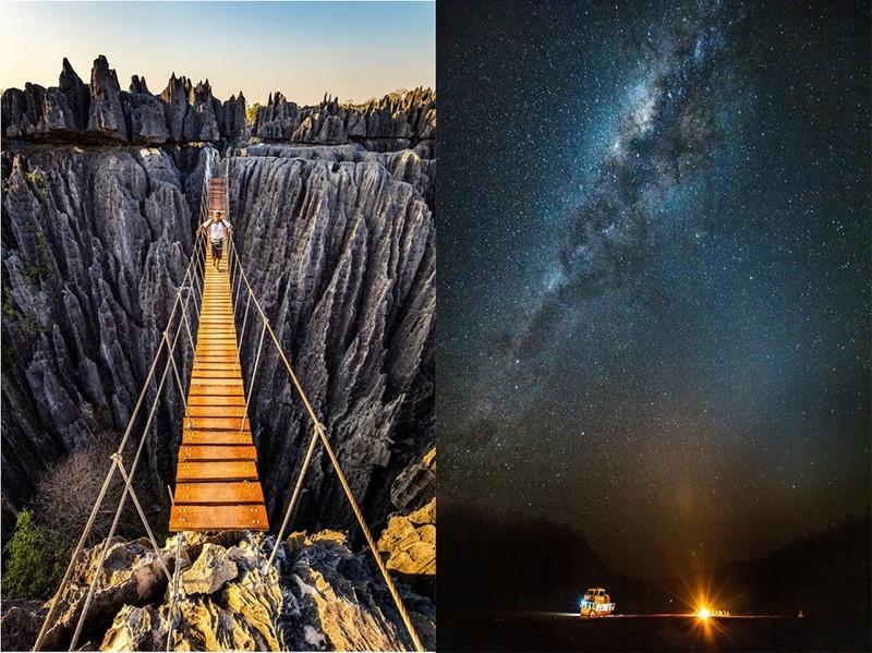 Những cảnh vật thiên nhiên lạ mắt chỉ có ở Madagascar  - ảnh 5