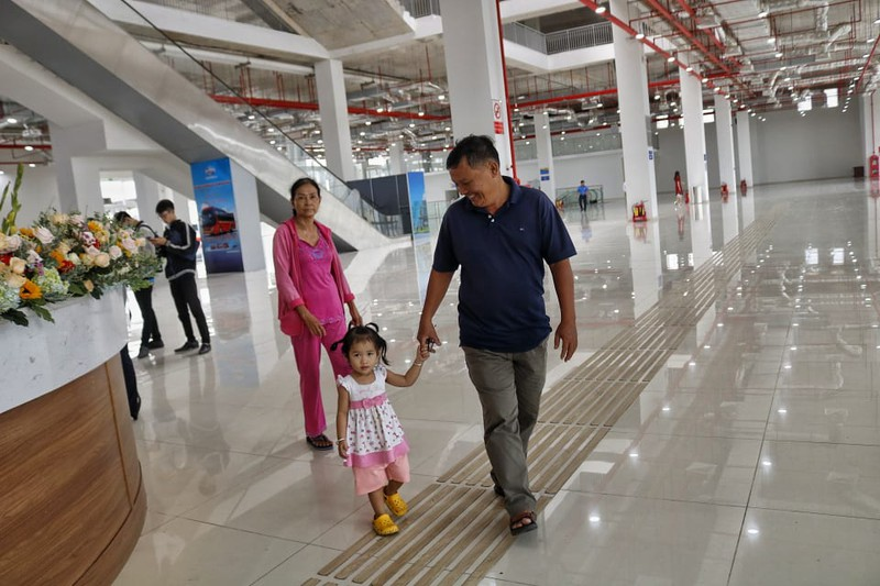 Bến xe Miền Đông mới sang trọng, hiện đại như cảng hàng không - ảnh 7