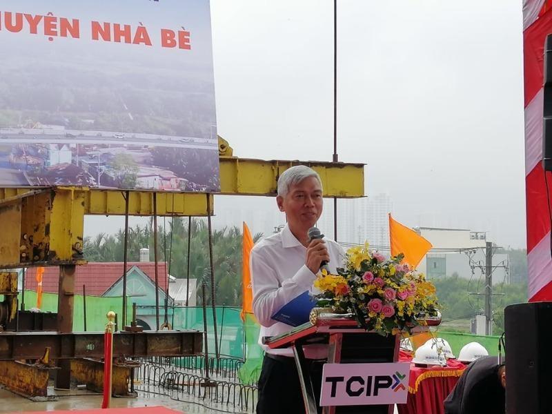 'Cầu Phước Lộc sẽ mang nhiều phước và lộc cho huyện Nhà Bè' - ảnh 1