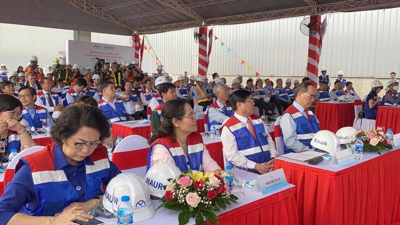 TP.HCM tổ chức lễ đón đoàn tàu metro số 1 đầu tiên - ảnh 2
