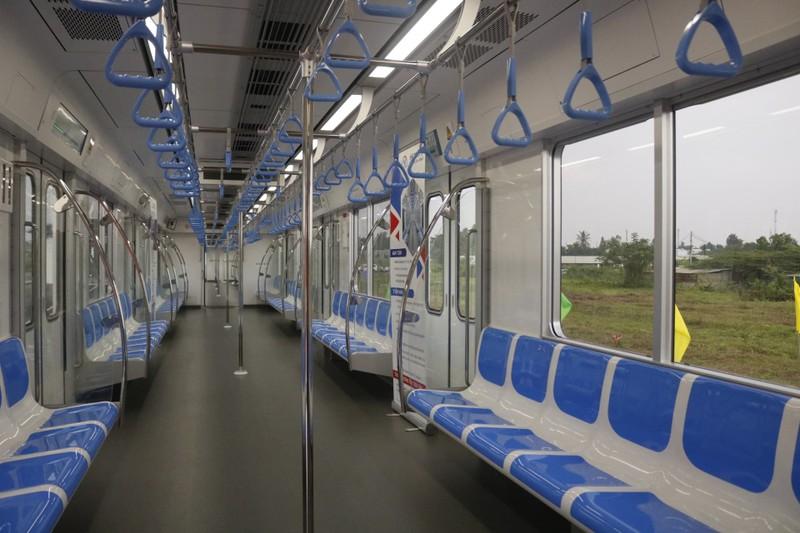 TP.HCM tổ chức lễ đón đoàn tàu metro số 1 đầu tiên - ảnh 5