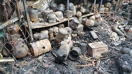 Vụ cháy ở Đồng Nai khiến 4 người chết là do chập điện - ảnh 2