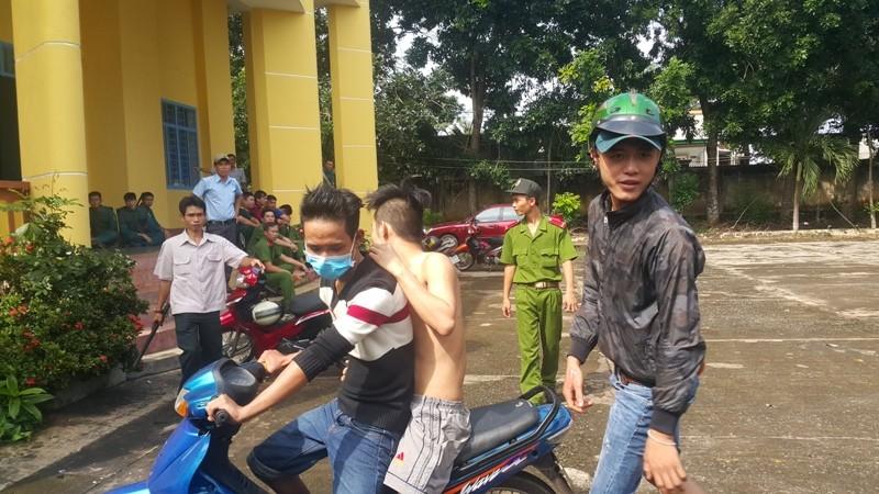 Gần 600 học viên cai nghiện phá trại trốn ra ngoài - ảnh 9