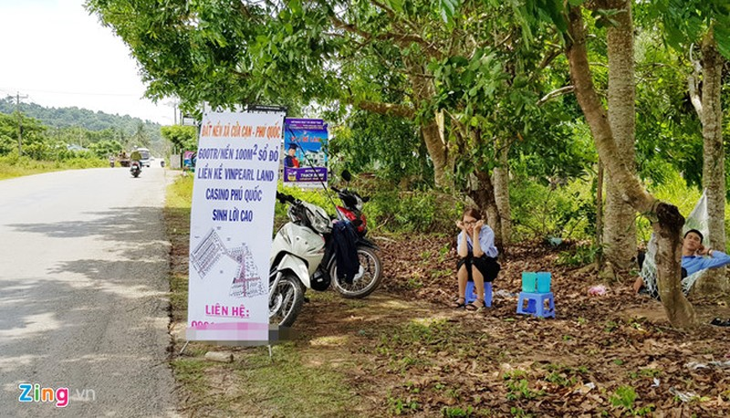 Pho thu tuong chi dao thanh tra dat nong nghiep o Phu Quoc hinh anh 1