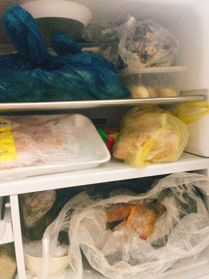 Thịt đông lạnh và những tác hại khó lường - ảnh 1