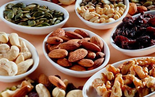 Một số loại hạt ngăn ngừa bệnh tiểu đường - ảnh 1