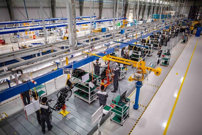 'Đột nhập' nhà máy xe hai bánh hiện đại nhất Đông Nam Á - ảnh 11