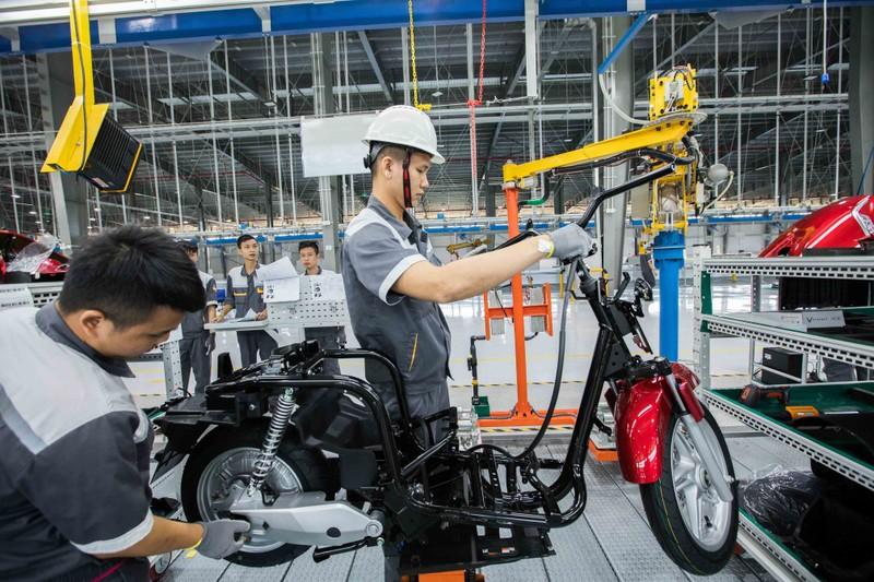'Đột nhập' nhà máy xe hai bánh hiện đại nhất Đông Nam Á - ảnh 8