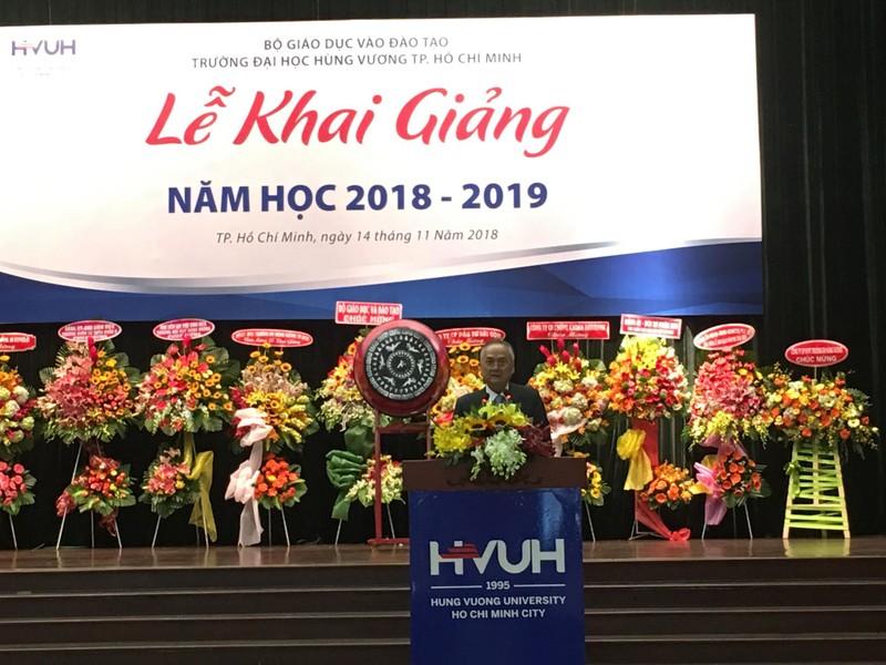 Sinh viên ĐH Hùng Vương TP.HCM tăng bốn lần so với năm trước - ảnh 1