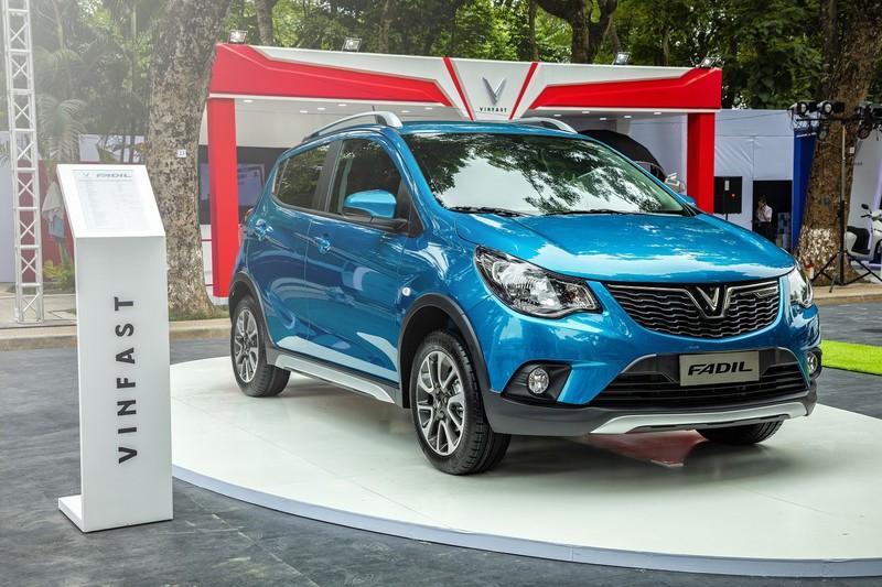 Xe VinFast ra mắt thị trường phía Nam - ảnh 3