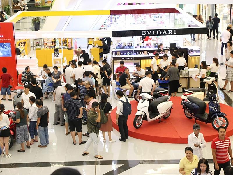 Xe VinFast ra mắt thị trường phía Nam - ảnh 5