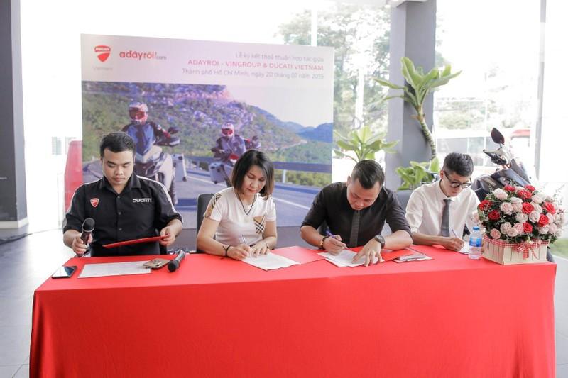 Mua Ducati trả góp lãi suất 0% trên Adayroi - ảnh 2