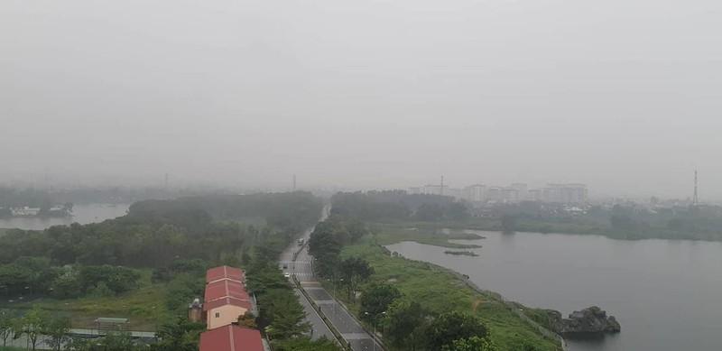 Đã xác định được thủ phạm chính gây ô nhiễm không khí TP.HCM - ảnh 1