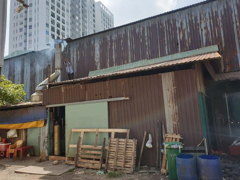 Tân Phú 'truy tìm' nguồn gây ô nhiễm - ảnh 1