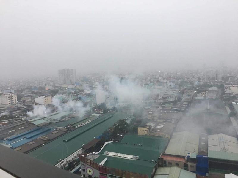 Tân Phú 'truy tìm' nguồn gây ô nhiễm - ảnh 2