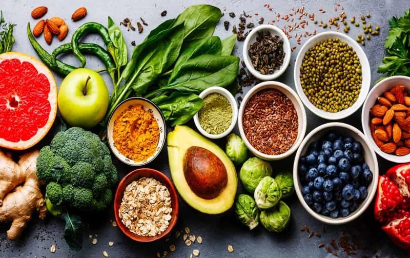 Chế độ ăn uống hữu ích cho người tiểu đường - ảnh 1