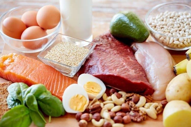 Ăn gì để tăng cơ bắp nhanh chóng khi tập gym? - ảnh 1