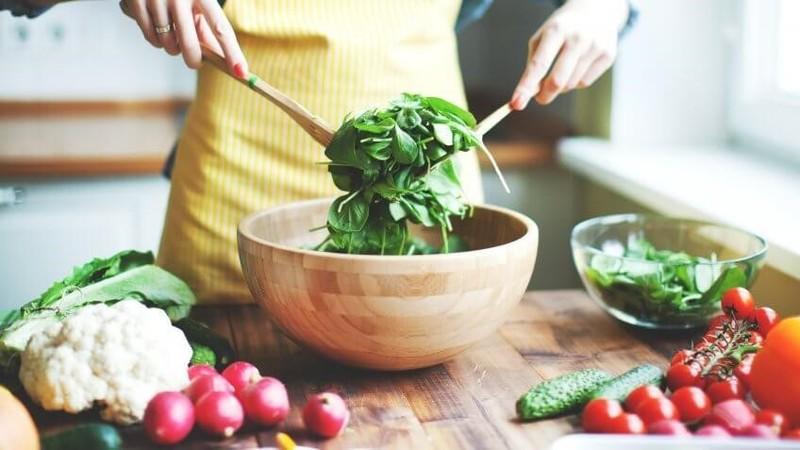 Kế hoạch ăn uống giúp tăng cường miễn dịch khi làm việc ở nhà - ảnh 1