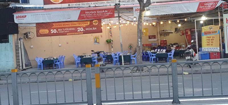 Hết giãn cách xã hội, nhiều quán ăn vẫn vắng khách - ảnh 2