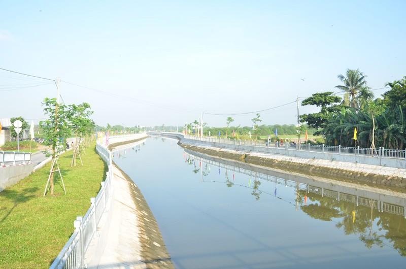 Cải tạo nhiều tuyến kênh rạch trên địa bàn quận 12 - ảnh 1