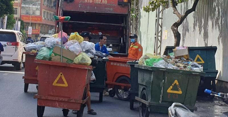 Năm 2025, 80% hộ gia đình sẽ phân loại rác tại nguồn - ảnh 1