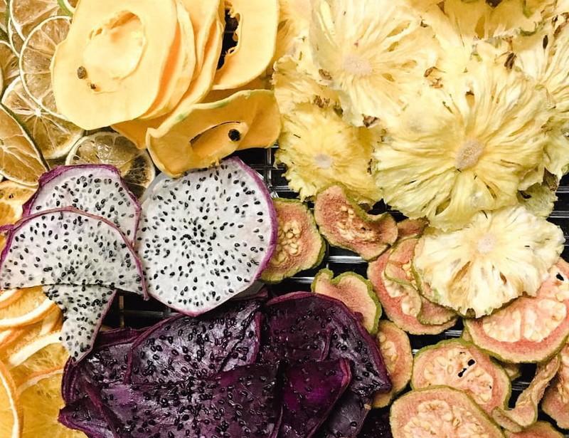 Tác dụng không ngờ của trái cây sấy khô - ảnh 1