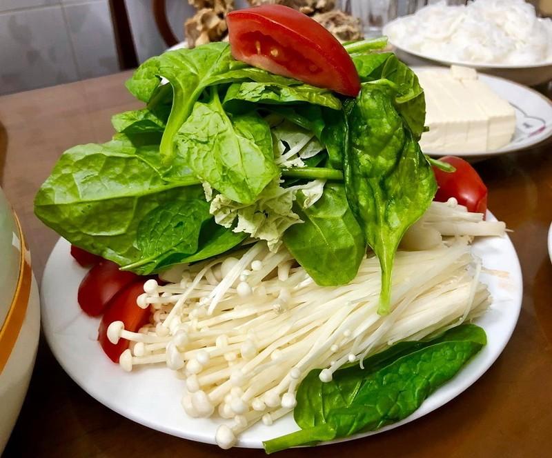 Điều gì xảy ra nếu ăn 5 phần rau trong khẩu phần ăn - ảnh 1