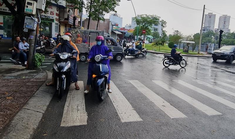 TP.HCM có mưa vào buổi chiều - ảnh 1