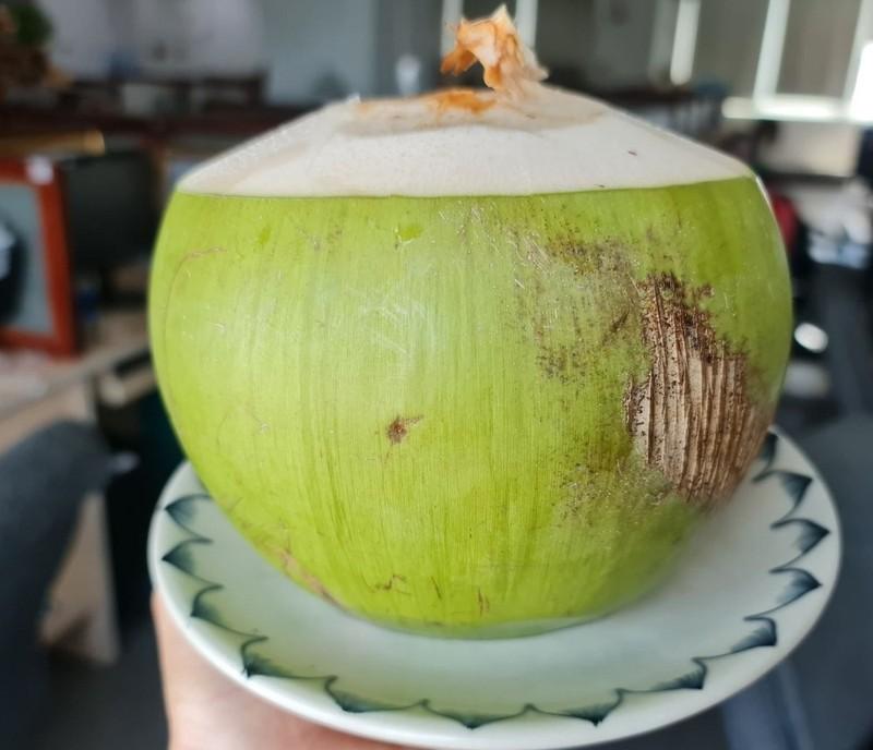 Tác dụng không mong muốn của món nước dừa - ảnh 1