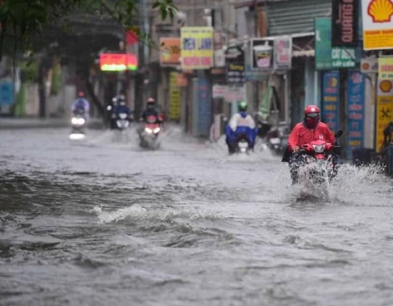 TP.HCM: Một số nơi có khả năng ngập do mưa - ảnh 1